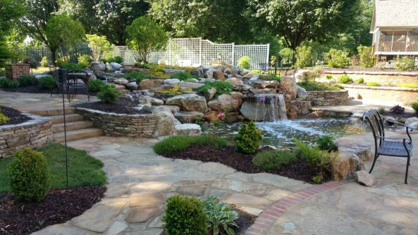 outdoor spaces creative garden