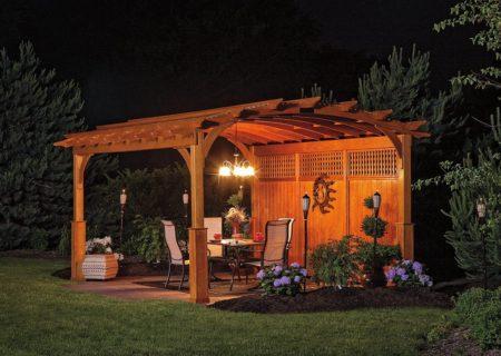 Authentic Amish Gazebos Pergolas Amp Pavilions Creative