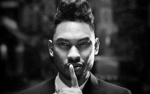 MiguelFour-time Grammy nominee