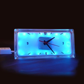 LED light Glo clock