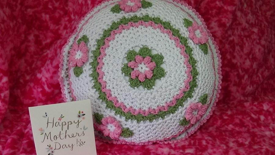 # 531 Spring garden Floral Pillow