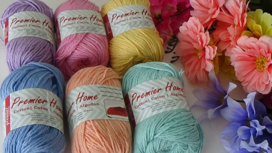 Premier 6 skein Solids Easter Pack
