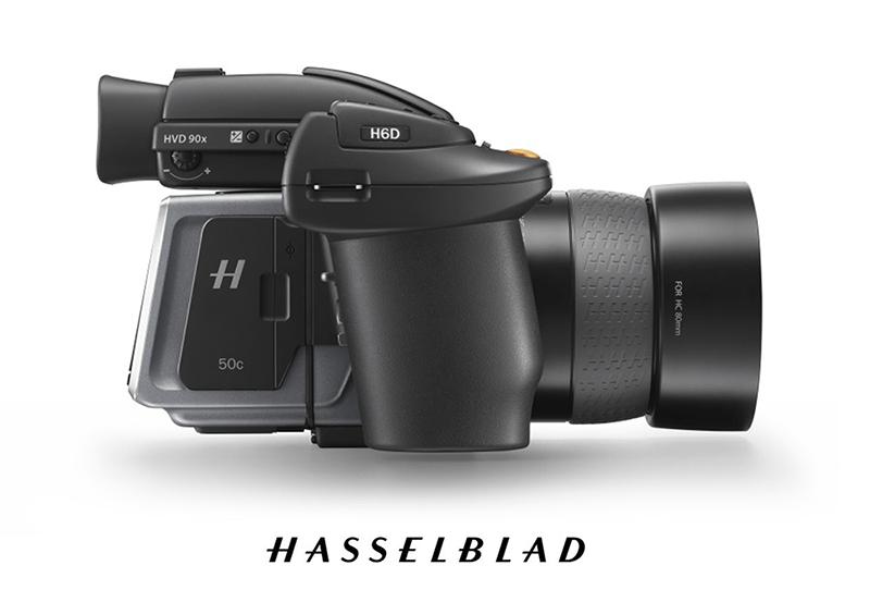 Hasselblad  H6D Medium Format System