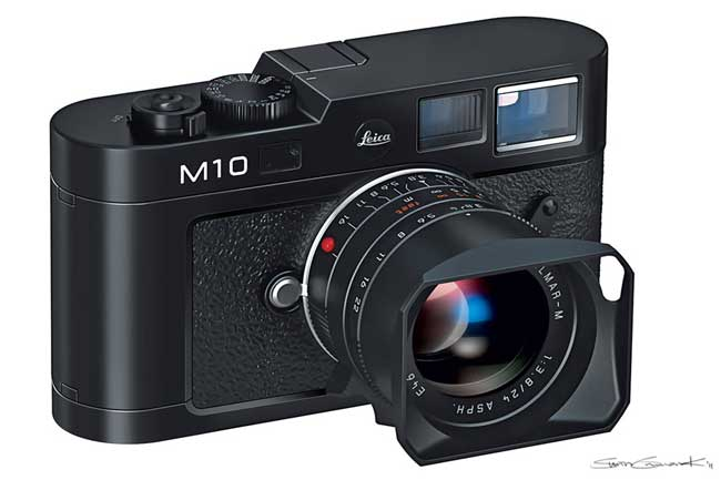 New LEICA M10 REVIEW