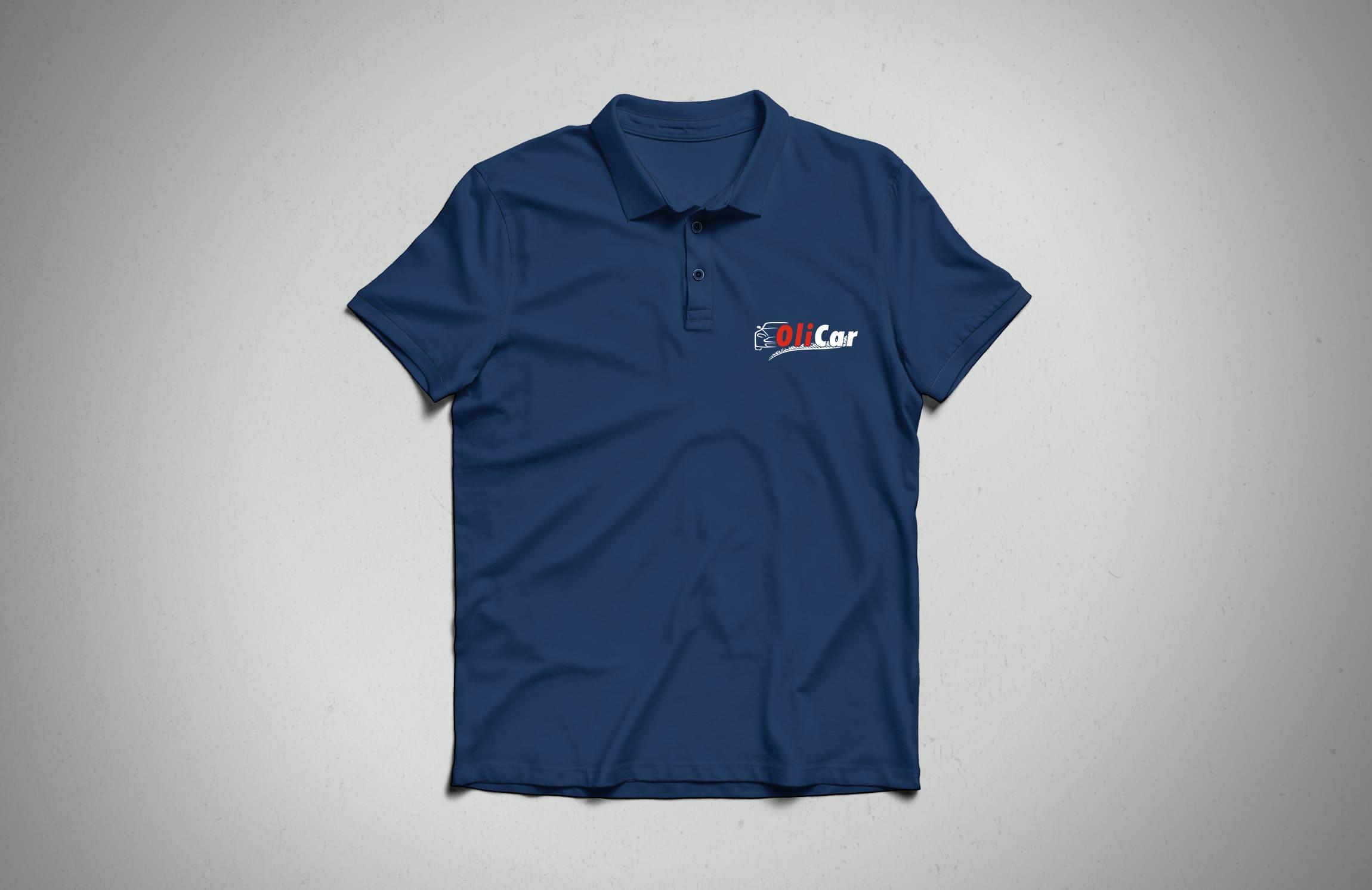 ropa de trabajo rotulada