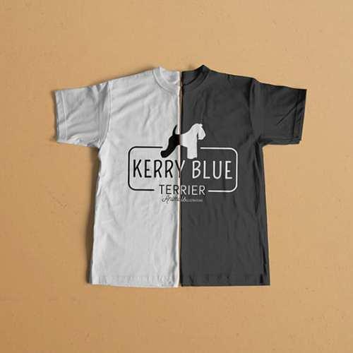 Camisetas Kerry Blue Terrier