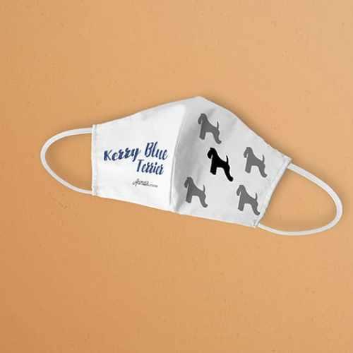 Mascarillas Kerry Blue Terrier