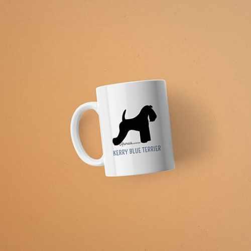 Tazas Kerry Blue Terrier