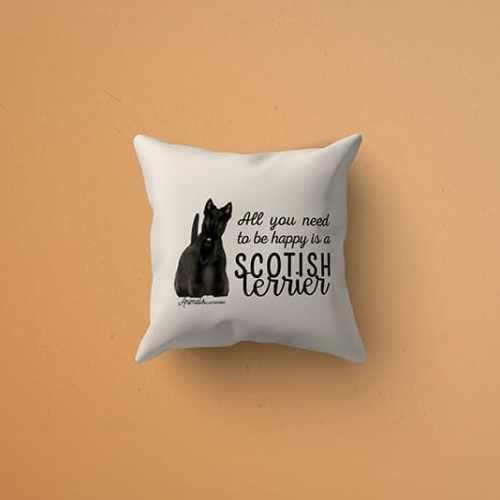 Fundas de Cojín Scottish Terrier