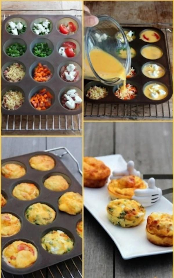 High Protein Breakfast Foods No Eggs