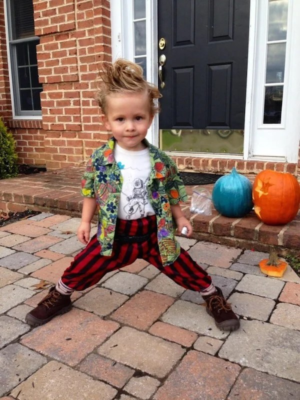 Most Unique DIY Halloween Costumes For Kids
