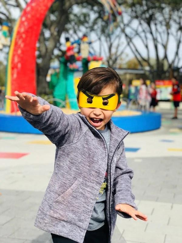 Exciting Ninjago Weekend At Legoland Florida