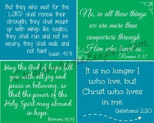 10 scriptures for everyday encouragement 1 WM