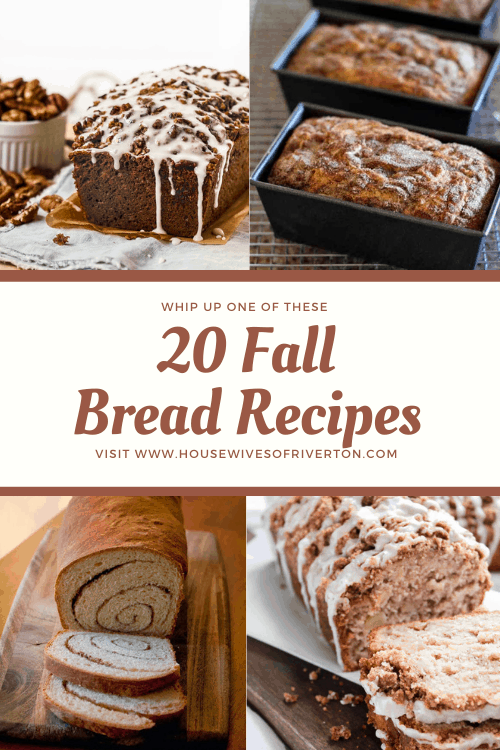 fall bread recipes
