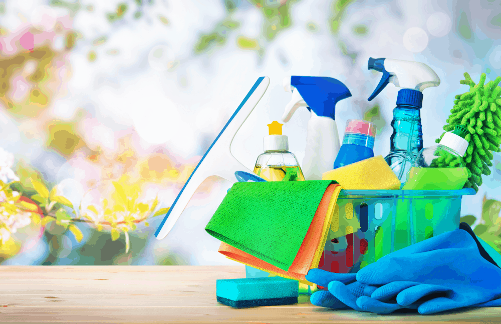 Gifts for mom - cleaning service
