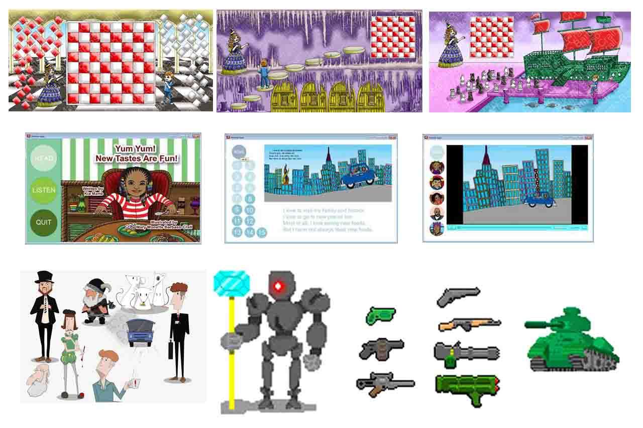 Creative Illustrators Your Ideas Come To Life