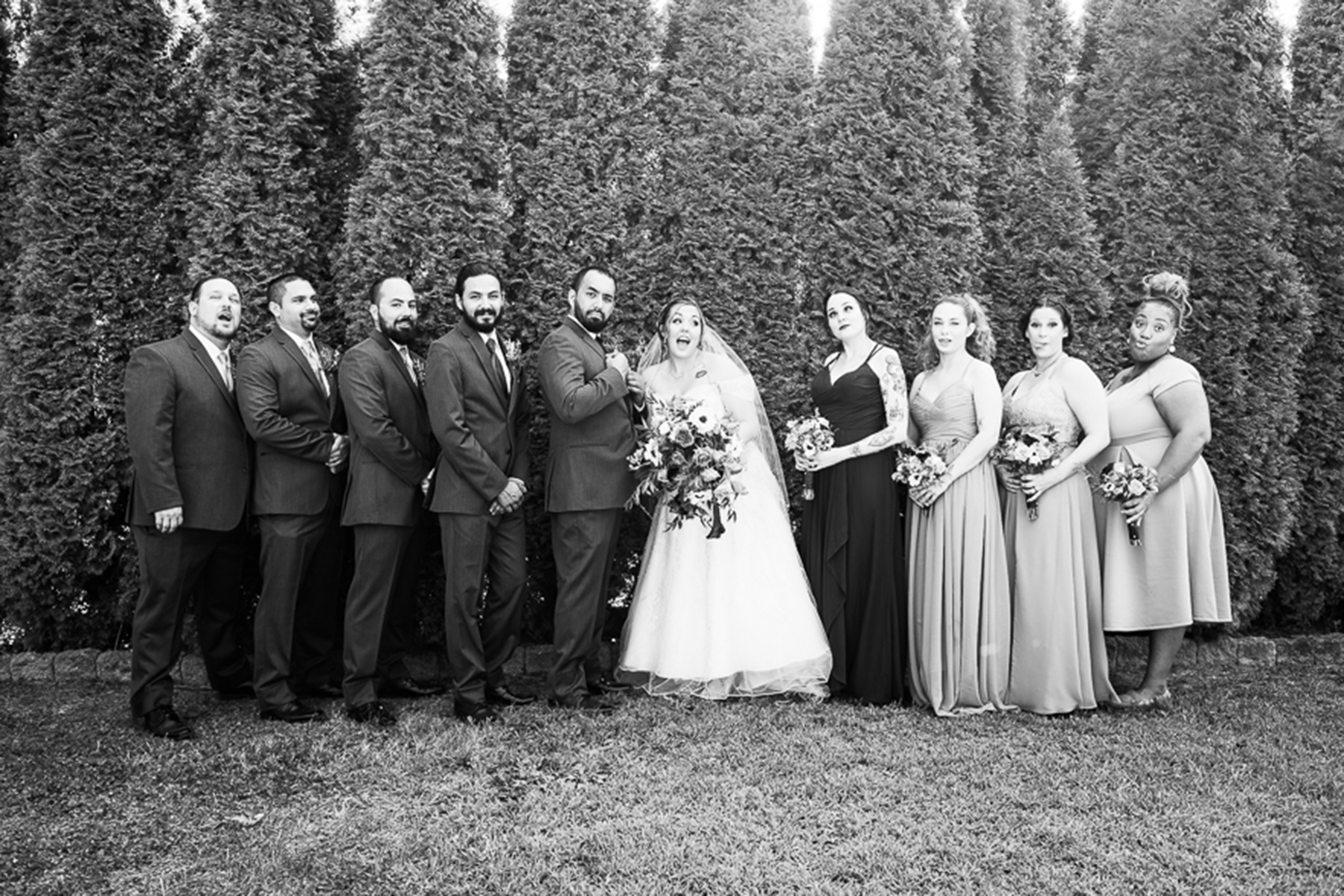 Fun Delaware Wedding Photographer