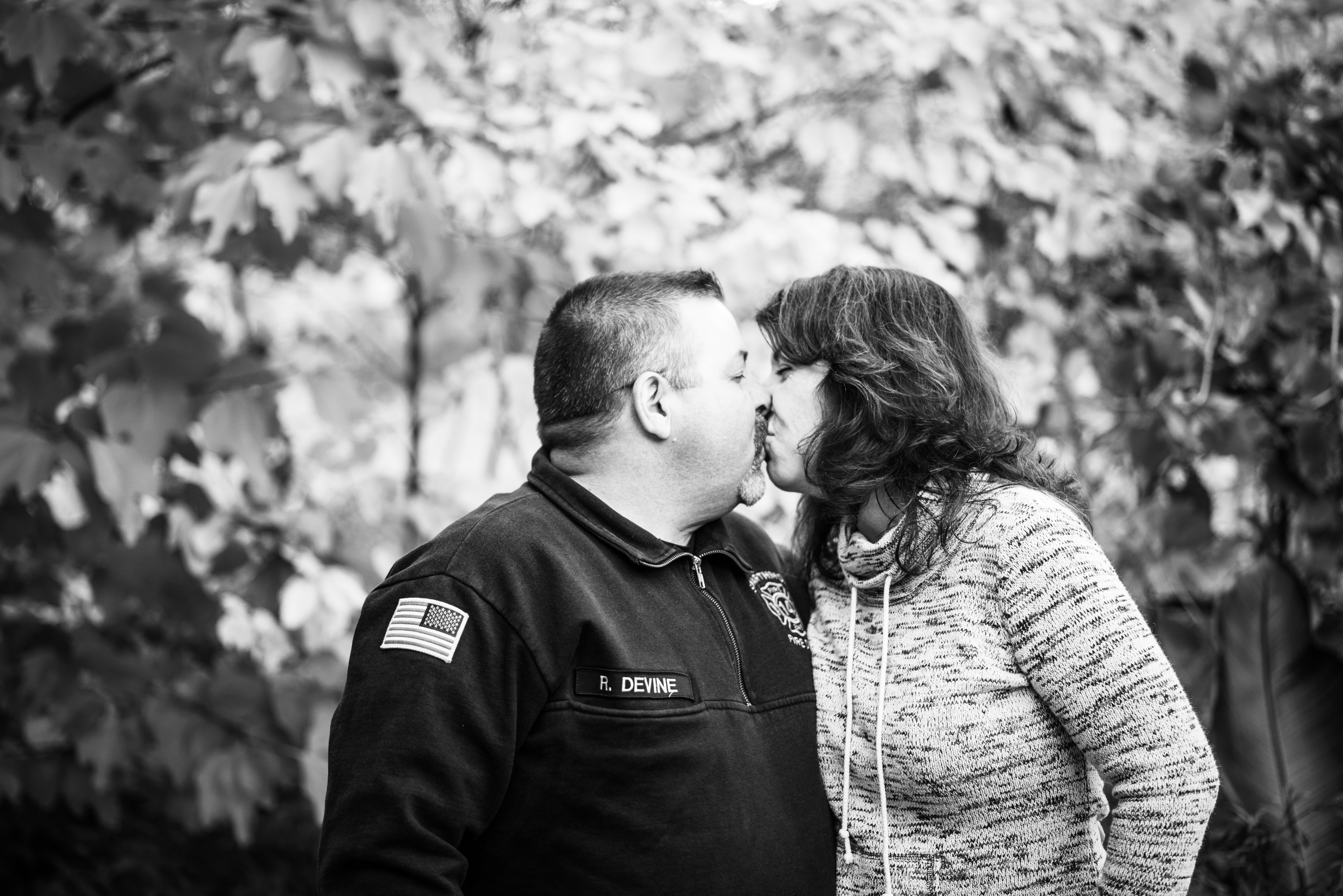 Scott Arboretum Engagement Session