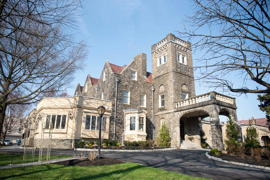 The grand and beautiful Tilton Mansion home of The University and Whist Club