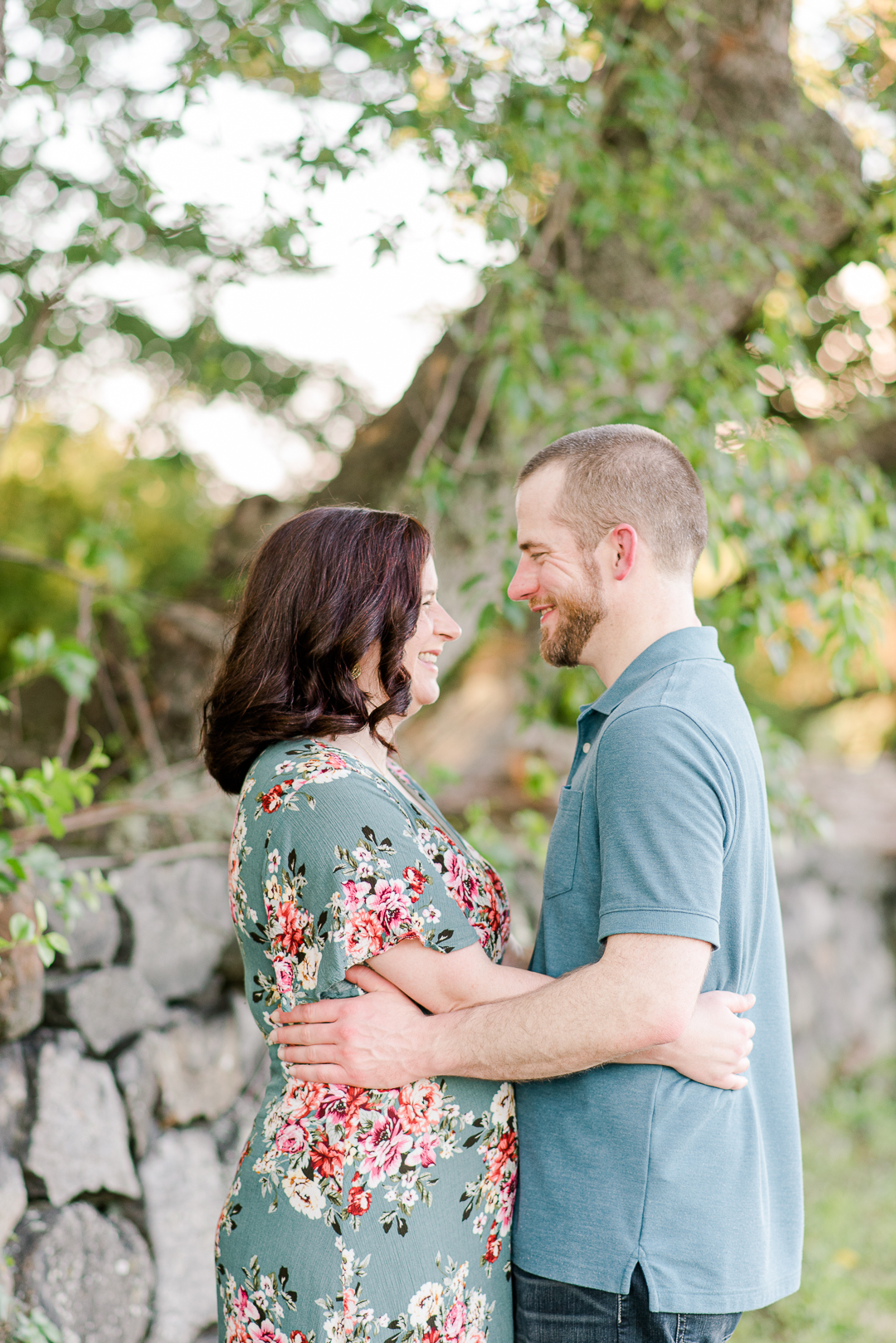 Delaware engagement session