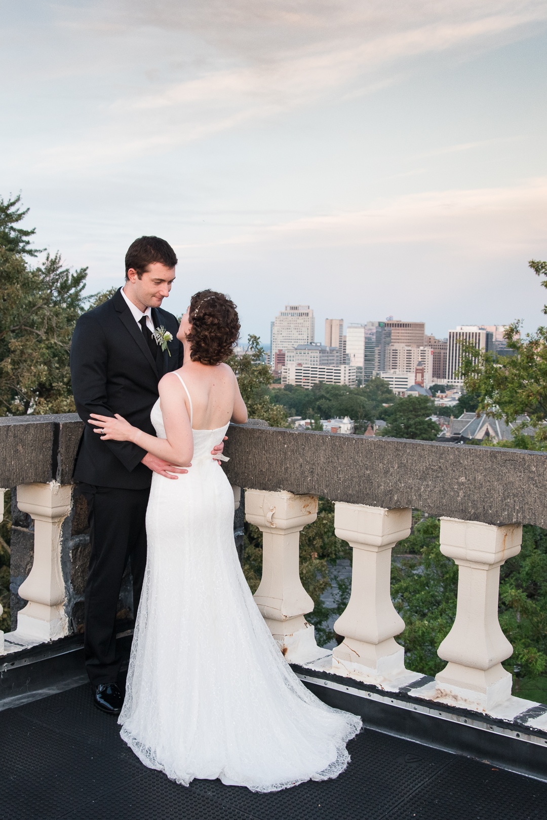 Summer Wedding in Wilmington Delaware