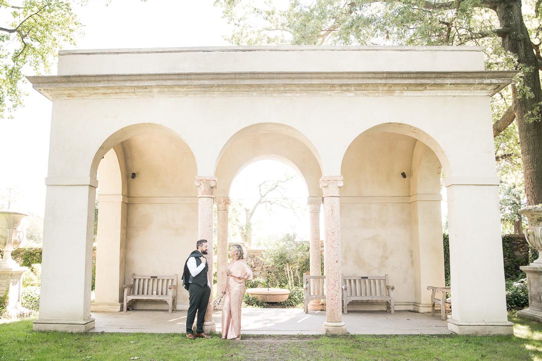 Gibraltar Gardens Wedding Photos