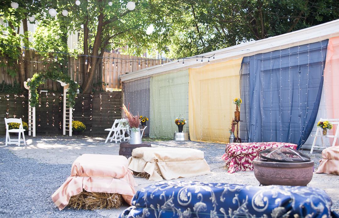 Delaware outdoor wedding