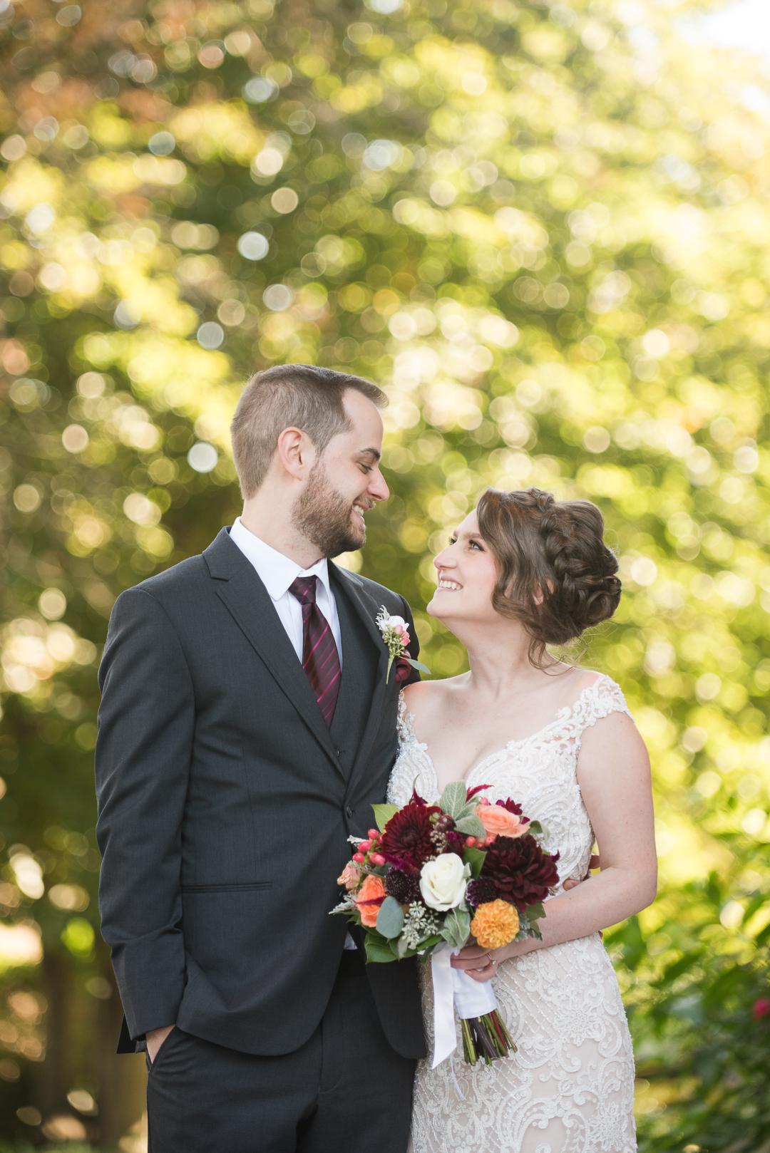 October Wedding