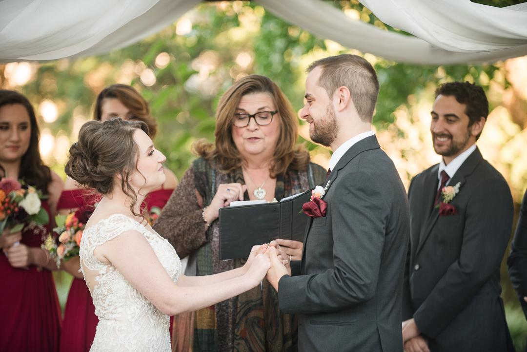 October Wedding Wilmington Delaware