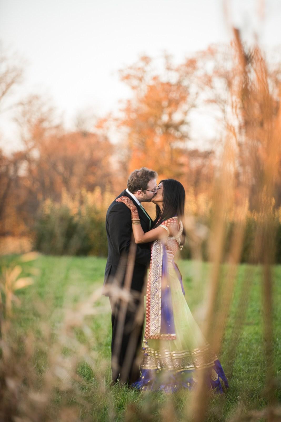 Engaged at Milburn Orchards