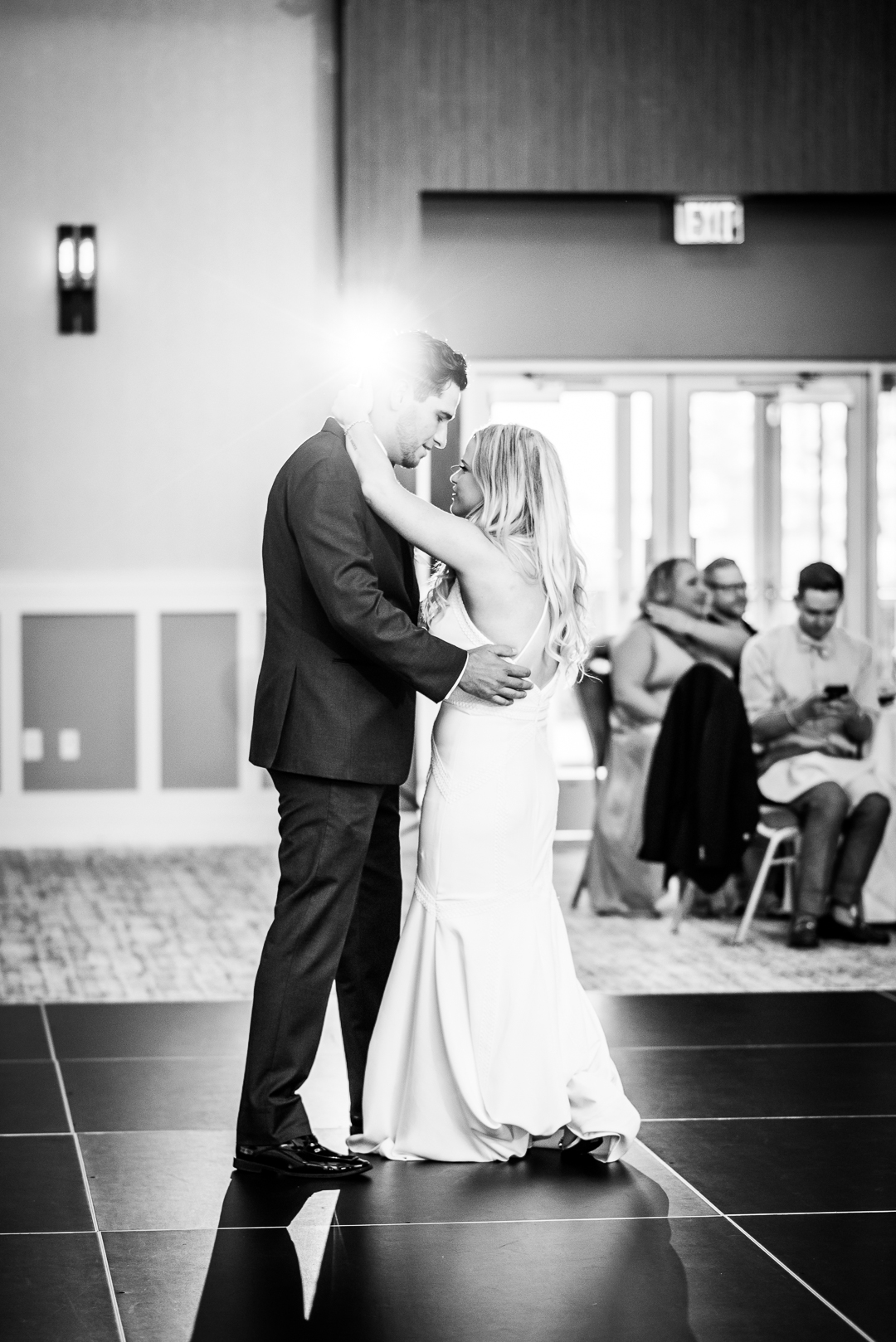 Riverfront Events first dance