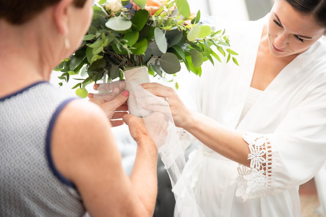 pennsylvania wedding bouquet