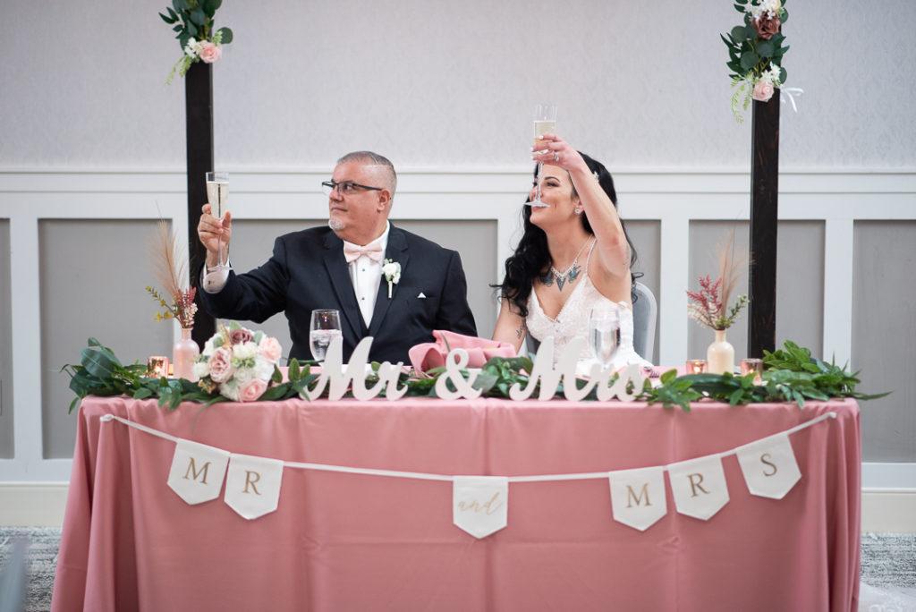 Fall Wedding in Delaware