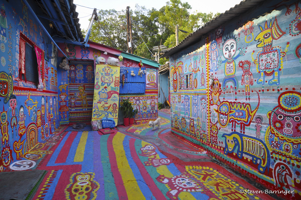 Rainbow Village Kampung Indonesia