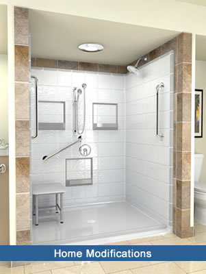 Home Modifications Creative Independent Living Solutions CILS - Bathroom modifications for elderly