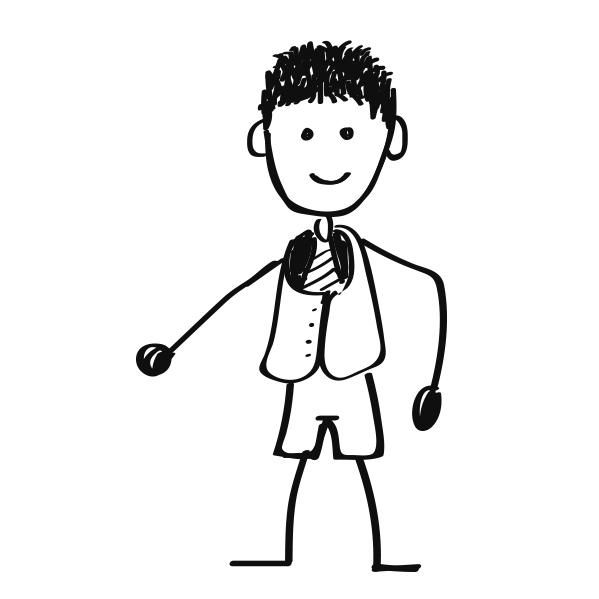 Shaun Bartle Drawing