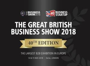 The Great British Business Show @ London Excel