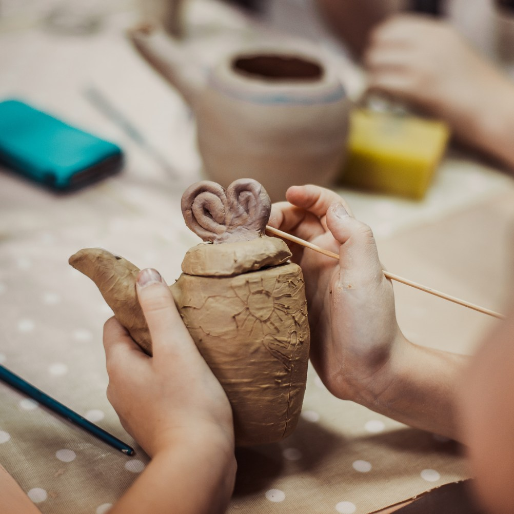 classes burlington pottery classes