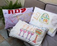 Passover Kid's Craft: Decorate Pillowcases For The Seder ...