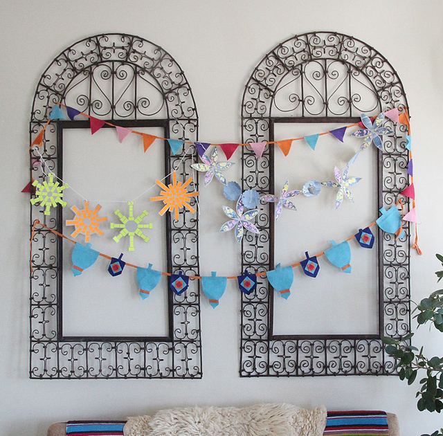 Creative Jewish Mom Home Decorating