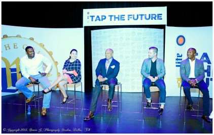 #TaptheFuture Dallas, photo by Steve Gallegos