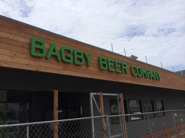 San Diego Brewery & Restaurant Signage Creative Juices
