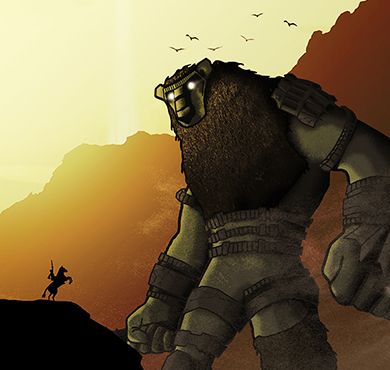 Shadow of the Colossus Thumbnail