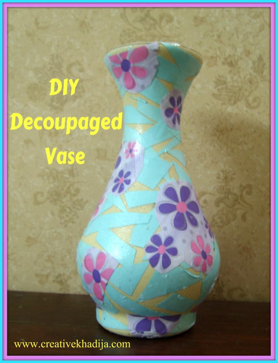 decoupaged-vase