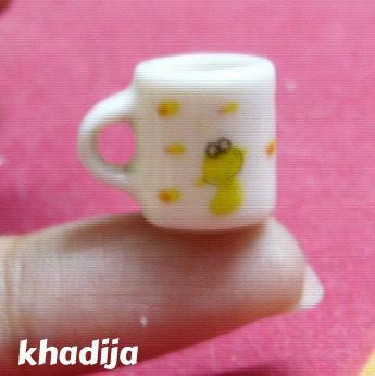 mug miniature