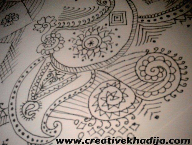 zentangle designs cards