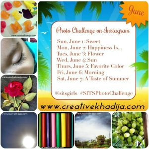 sits girls photo challenge collage