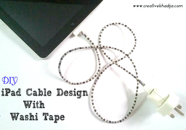 ipad cable design diy repair