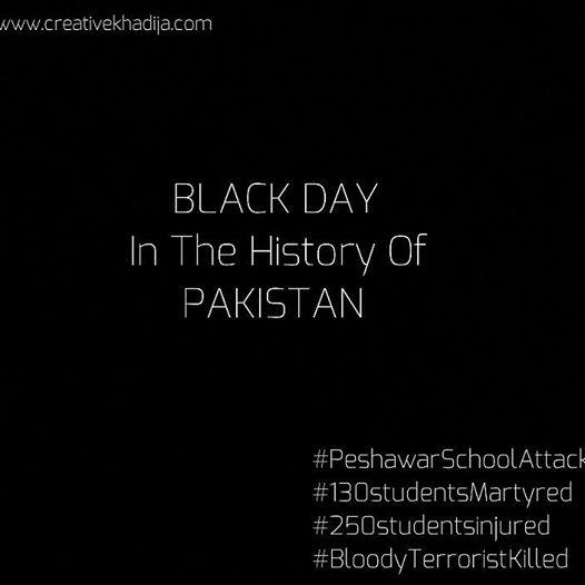 peshawar school terrorists attack