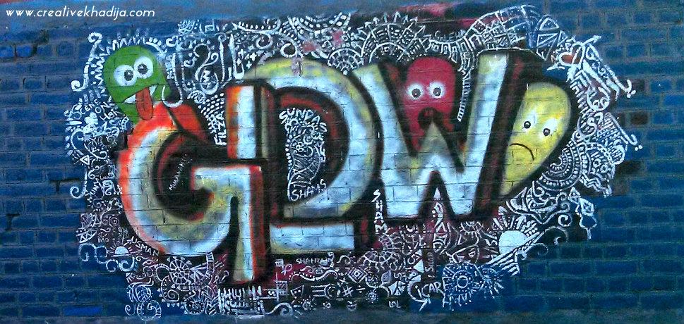 pakistan street art graffiti-